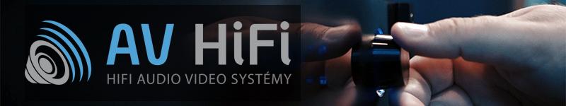AV Hi-Fi - eshop s elektronikou