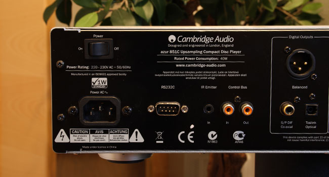 2014 12 23 TST Cambridge Audio 851C 9