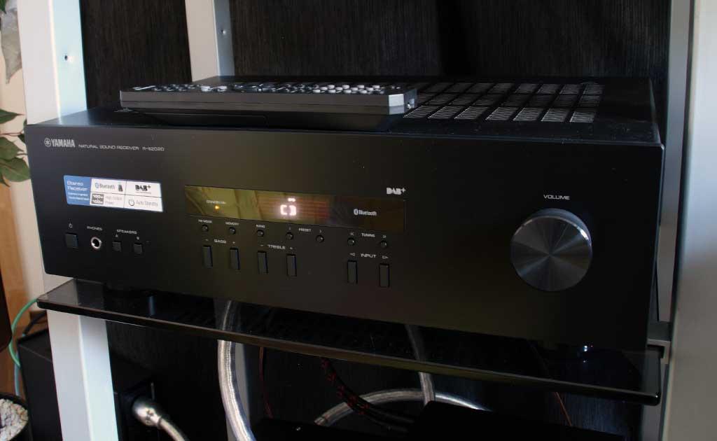 yamaha r s202d hi fi voice recenze audio video. Black Bedroom Furniture Sets. Home Design Ideas