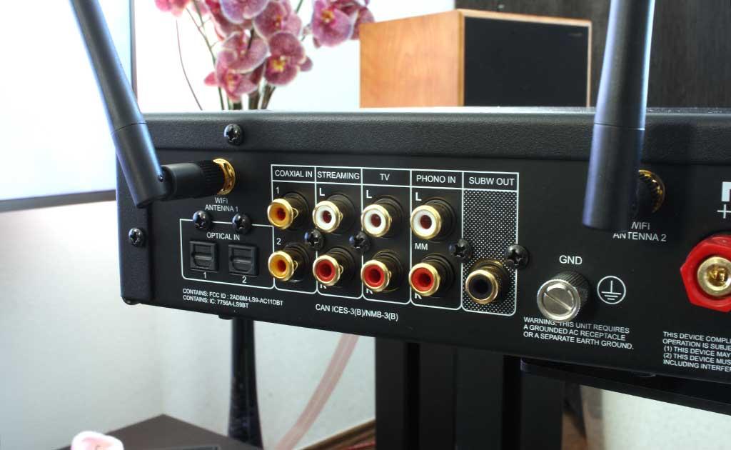 NAD C 338 - Hi-Fi Voice - recenze audio-video techniky a