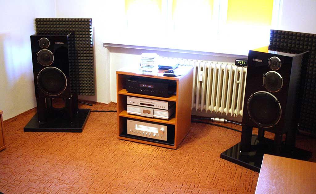 yamaha ns 5000 hi fi voice recenze audio video. Black Bedroom Furniture Sets. Home Design Ideas