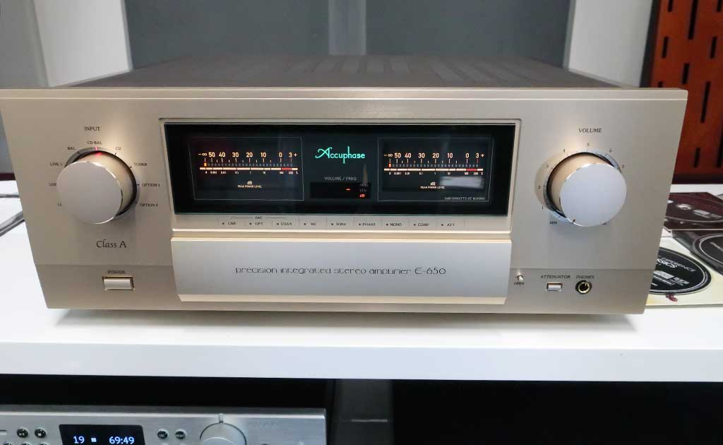 2018 09 30 TST Accuphase E 650 3