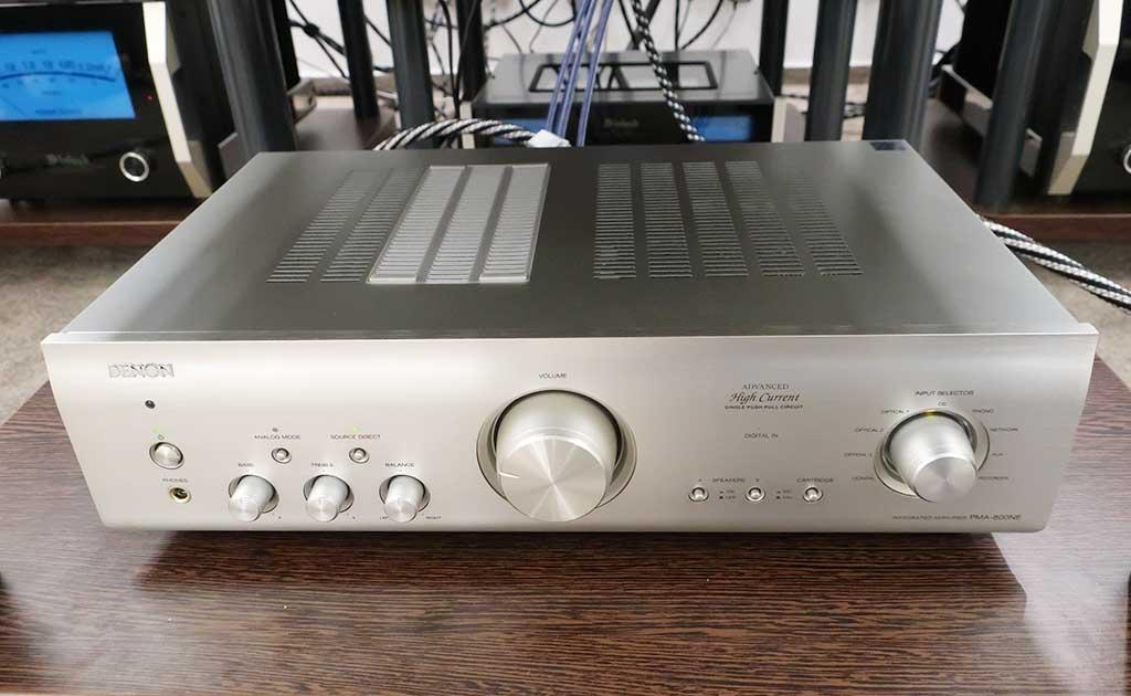 2018 11 16 TST Denon PMA 800NE 2