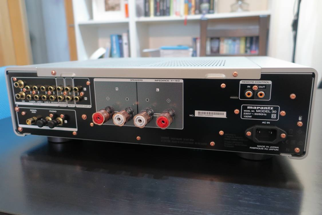 2020 10 30 TST Marantz Model 30 9